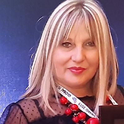 IAAC Ambassador Dusanka Vujicic