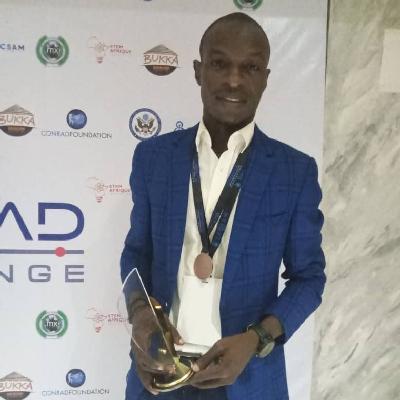 IAAC Ebo Kayode George