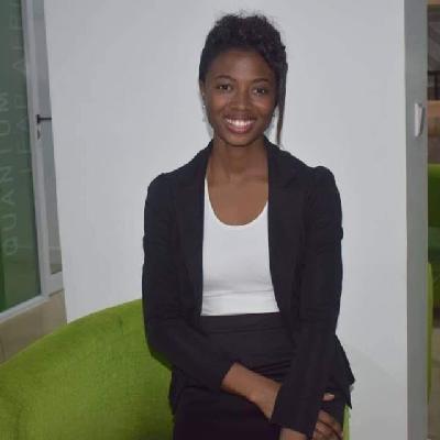 IAAC Ambassador Oluwatosin Abigail Ojo
