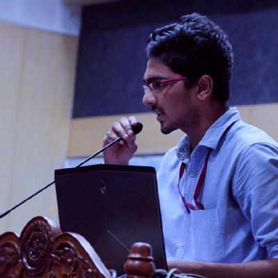 IAAC M Siva Karthikeya